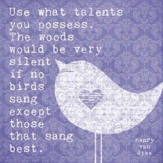 bird singin