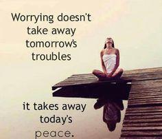 worry 2