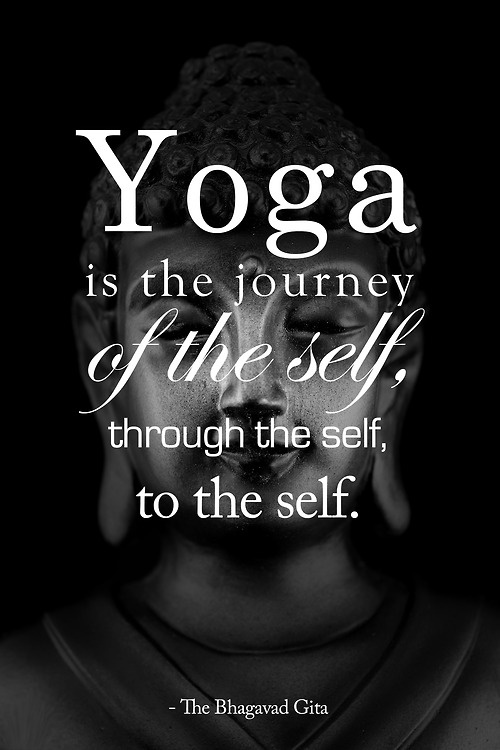 yoga is the journey